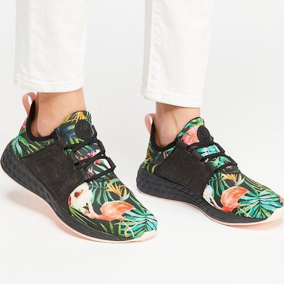 New Free People X New Balance Floral
